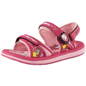 Classic Sandals for Kids: 7614B Fuchsia (Size: K3.5-4)