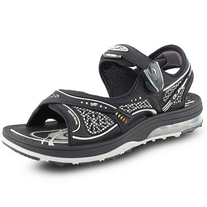 Air Max Snap Lock Sandal: 7678 Black (EU36-44)