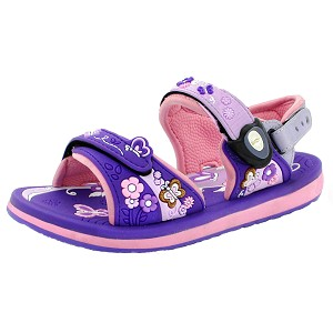 Classic Sandals for Kids: 9204B Purple (Size: K13-4)