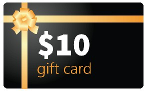 Gift Card- $10